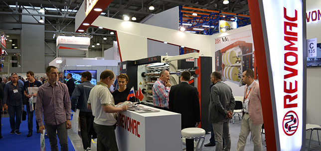 ROSUPACK 22. MOSCOW INTERNATIONAL PACKAGING INDUSTRY FAIR