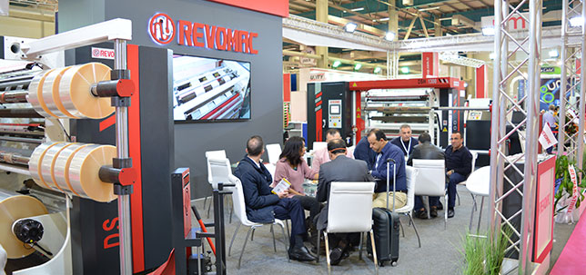 EURASIA PACKAGING 23. INTERNATIONAL PACKAGING INDUSTRY FAIR