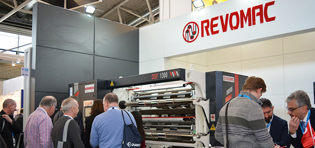ICE Europe 11. International Paper, Film & Foil Converting Fair