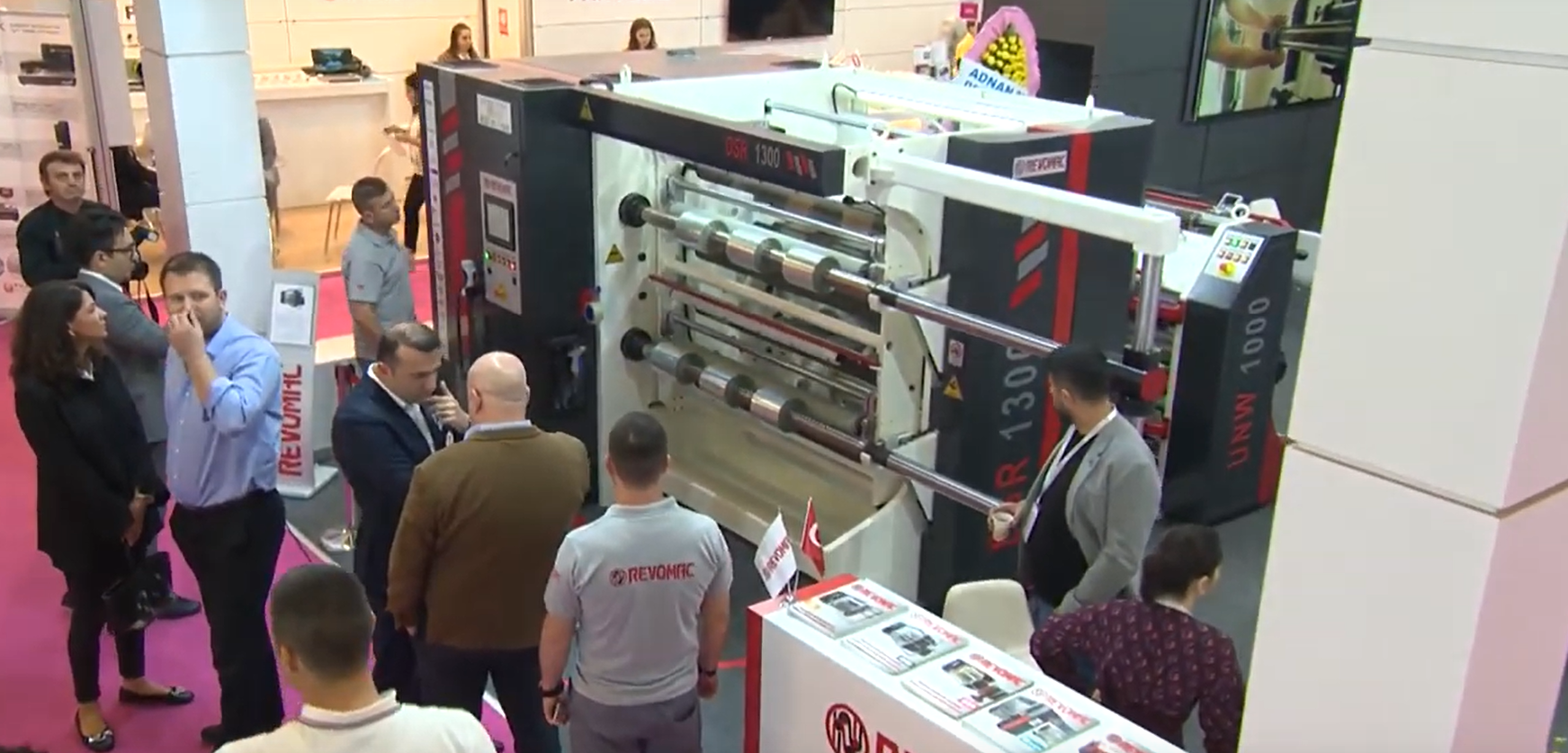 REVOMAC Eurasia Packaging Fair - 2019